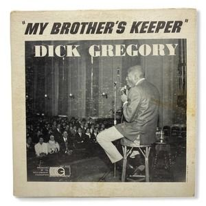 Dick Gregory My Brother's Keeper Vinyl